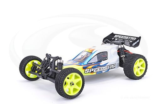 CORE RC 1:12 2WD Buggy Speedstar RTR Weiss
