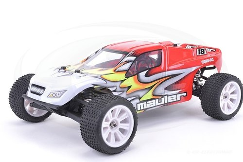 CORE RC 1:12 2WD Truck Mauler RTR Rot