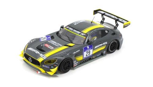 Slotcar 1:32 SCALEAUTO Racing-R MBA GT3